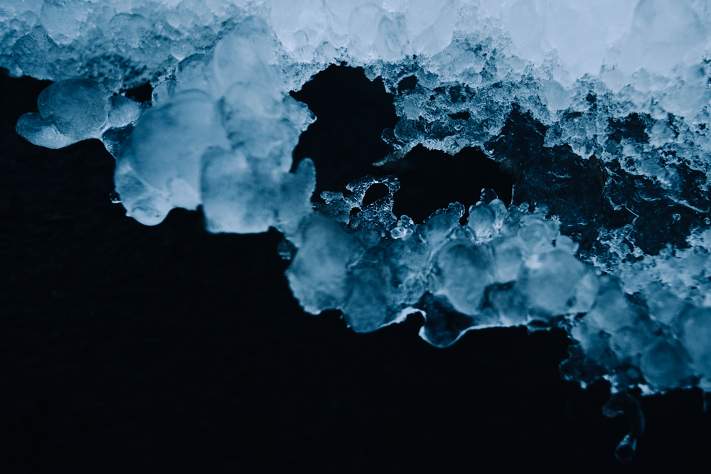 frozen, ice, photography, blue, mateja kordic