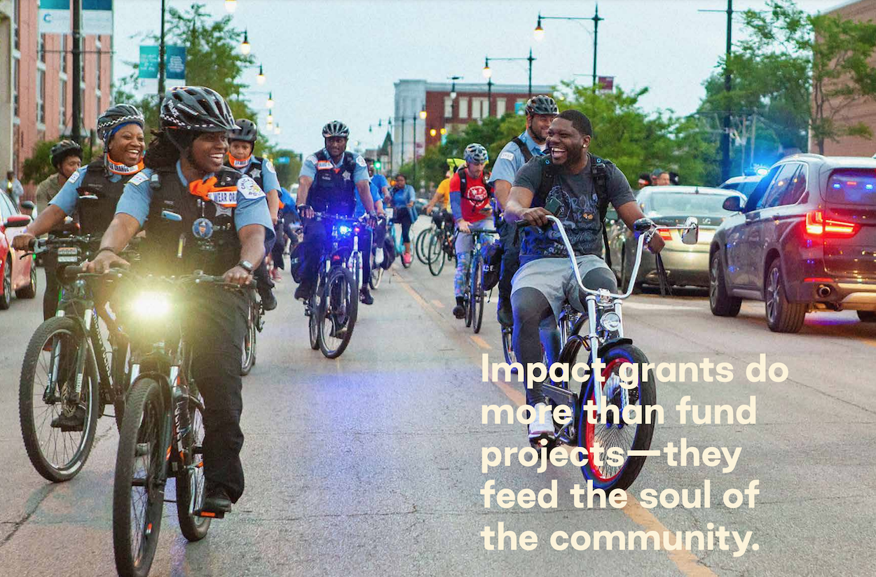 impact marketing, cause marketing, toms shoes, community, cycling,